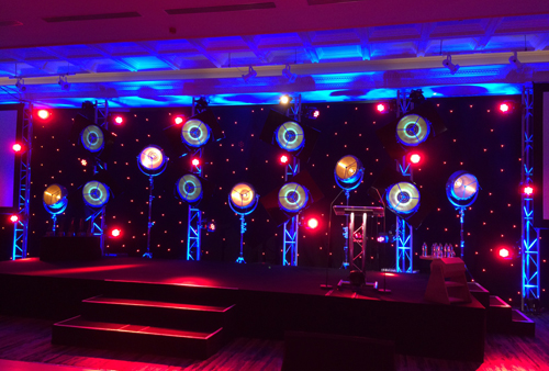Lighting Design For Events By Mark Galione Ireland And Uk